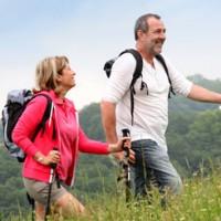 Wandern für die Gesundheit